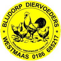 Blijdorp Diervoeders logo